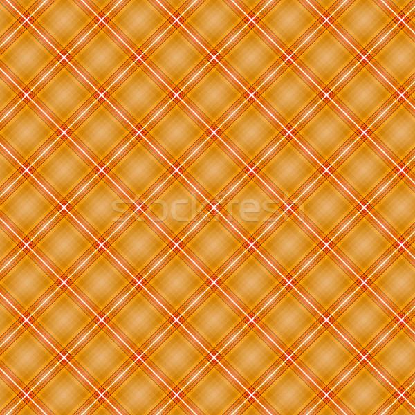 бесшовный крест оранжевый диагональ шаблон аннотация Сток-фото © punsayaporn