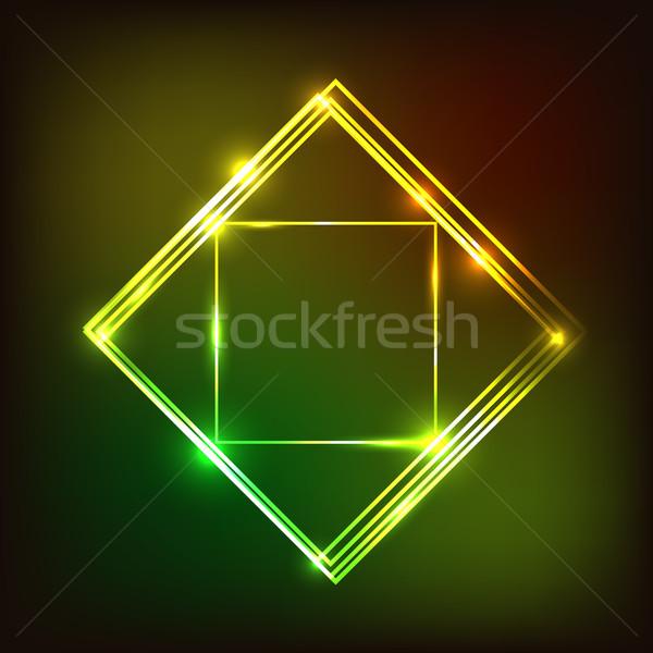 Resumen stock vector moda Foto stock © punsayaporn