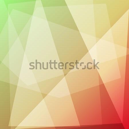Absztrakt színes terv stock vektor hát Stock fotó © punsayaporn