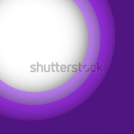 Abstrato violeta cópia espaço estoque vetor negócio Foto stock © punsayaporn