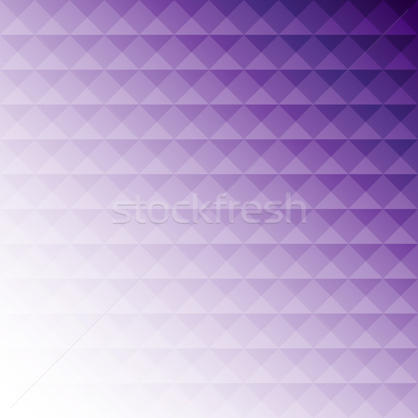 Abstract purple mosaic design background Stock photo © punsayaporn