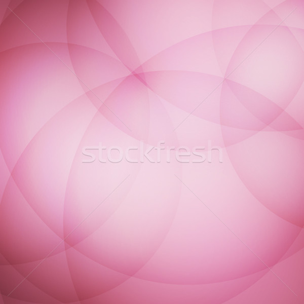 Curve element with red background Stock photo © punsayaporn