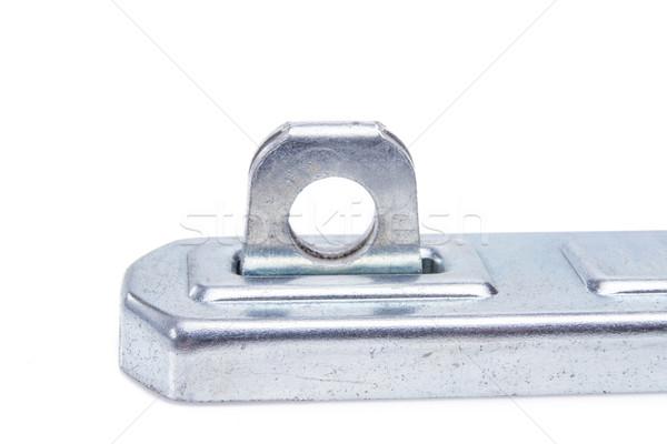 silver door latch for lock Stock photo © pxhidalgo