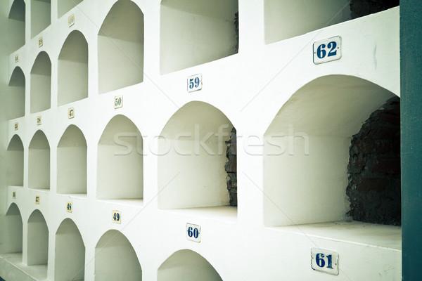 cementery in south america Stock photo © pxhidalgo