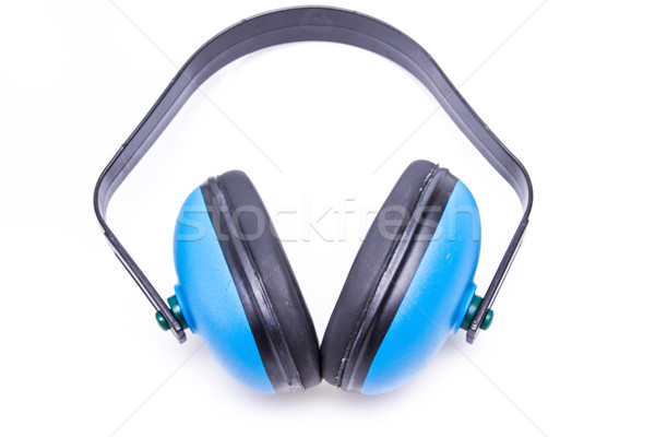 Protective ear muffs Stock photo © pxhidalgo