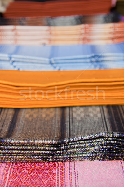 Verkoop markt kleur patroon indian amerika Stockfoto © pxhidalgo