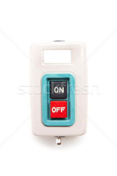 Switch ON Stock photo © pxhidalgo