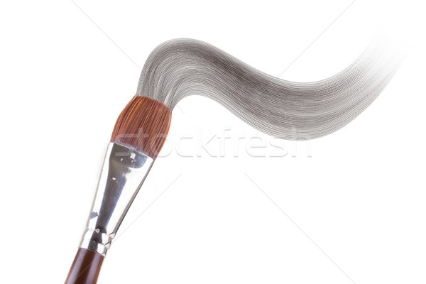 painting brush Stock photo © pxhidalgo