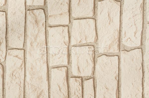Taşlar duvar kağıdı ev duvar soyut dizayn Stok fotoğraf © pxhidalgo