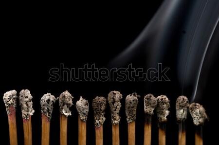 matches set Stock photo © pxhidalgo