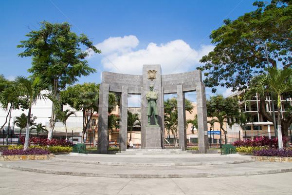 guayaquil, city centre Stock photo © pxhidalgo
