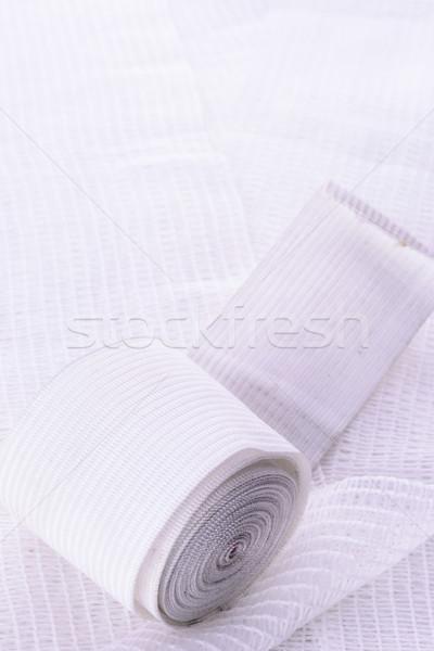 Foto stock: Médicos · blanco · médico · hospital · medicina · tejido