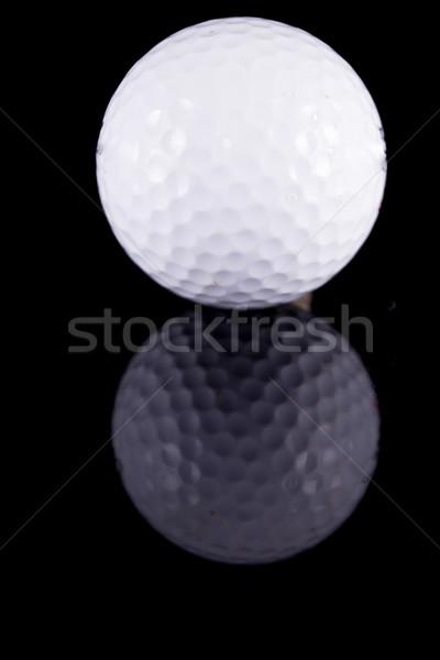 golf ball Stock photo © pxhidalgo