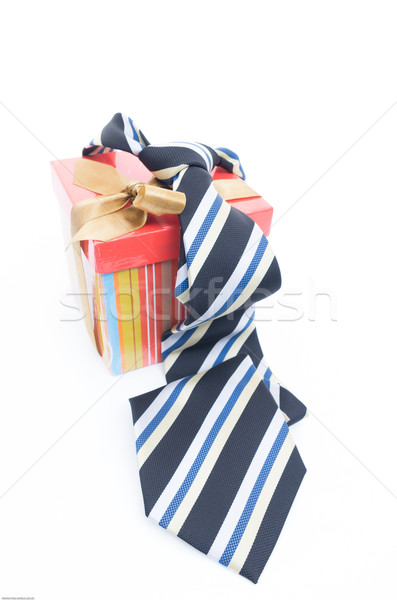 Dag geschenk mode achtergrond kleur kleding Stockfoto © pxhidalgo