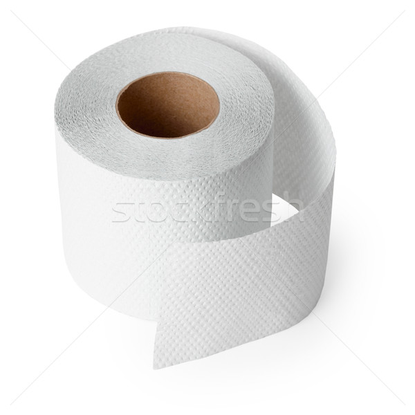 Conventional toilet paper roll Stock photo © pzaxe
