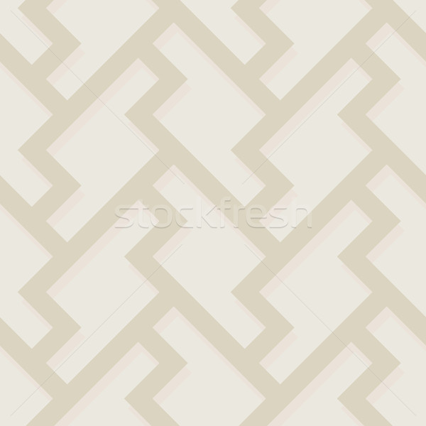 Geometric abstract seamless color pattern. Classic flooring back Stock photo © pzaxe