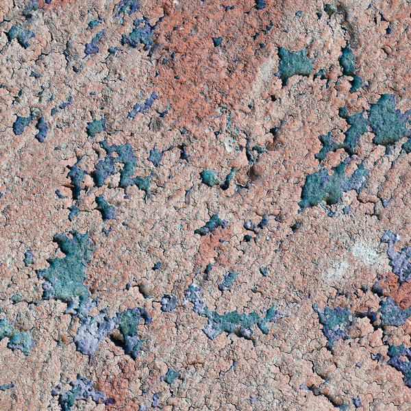 Dilapidated wall of abandoned building - texture Stock photo © pzaxe