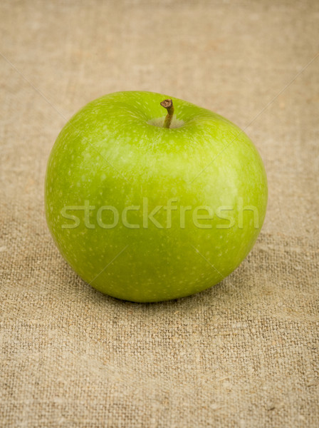 Green apple Stock photo © pzaxe