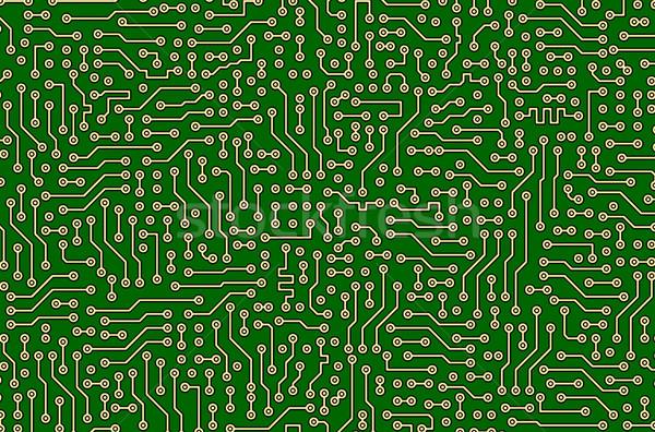 Circuit vert résumé texture électronique fond Photo stock © pzaxe