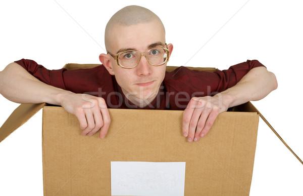 Man dismissed Stock photo © pzaxe