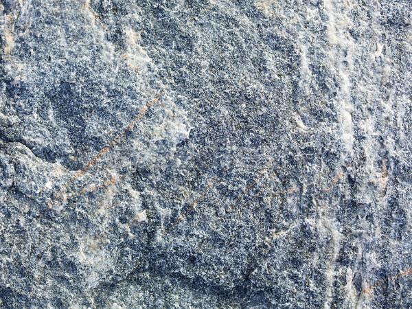 Superficie irregolare granito grezzo grigio pietra Foto d'archivio © pzaxe