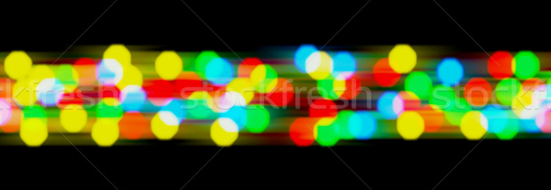 Multi-colored sparkling abstract blur background Stock photo © pzaxe