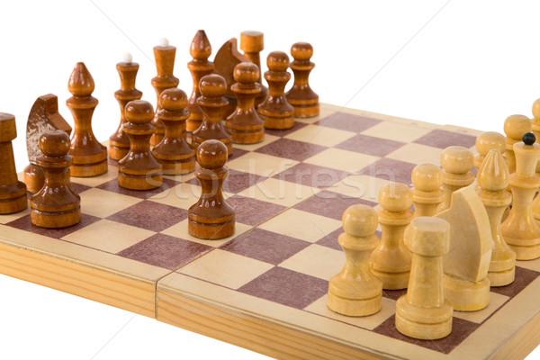 Chess Stock photo © pzaxe