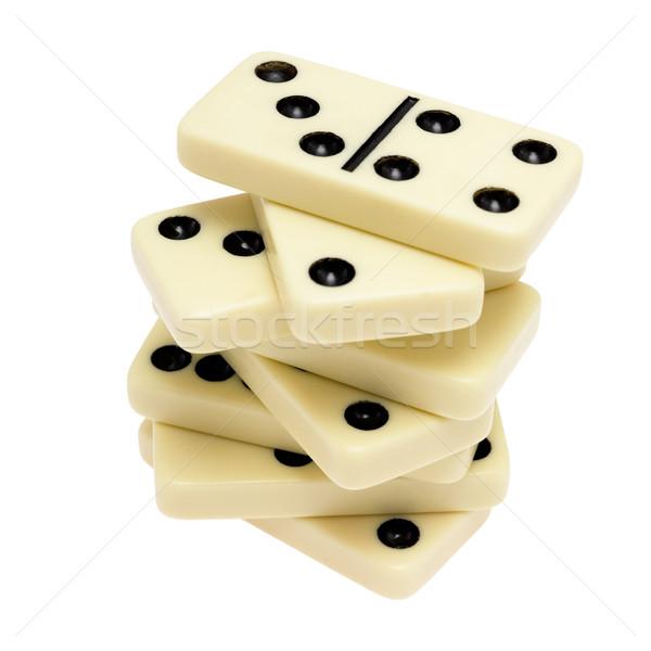 dominoes Stock photo © pzaxe
