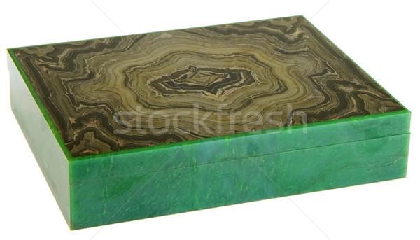 Stone casket Stock photo © pzaxe
