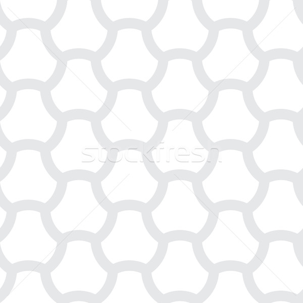 Very simple but congenial vector pattern - seamless artistic bac Stock photo © pzaxe