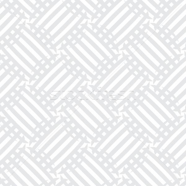 Vettore moderno diagonale semplice geometrica Foto d'archivio © pzaxe