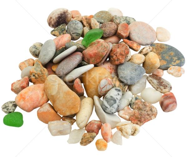 Small stones Stock photo © pzaxe