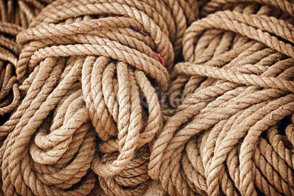 強い ロープ オープン 市場 ショップ ストックフォト © pzaxe