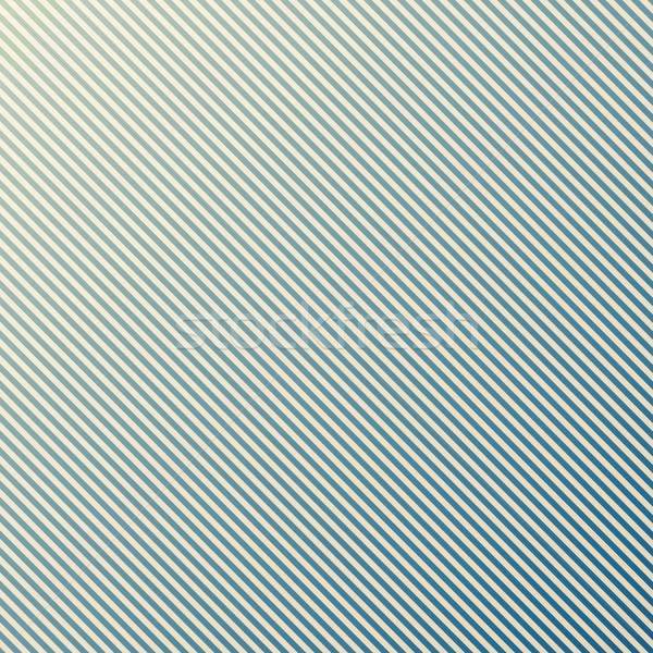 Striped vector pattern background - pastel colors diagonal lines Stock photo © pzaxe
