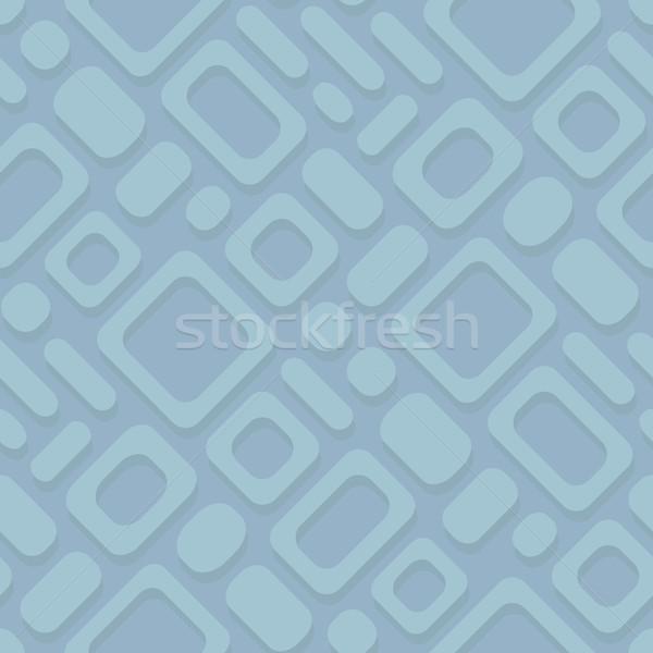 Resumen simple geométrico vector diagonal patrón Foto stock © pzaxe