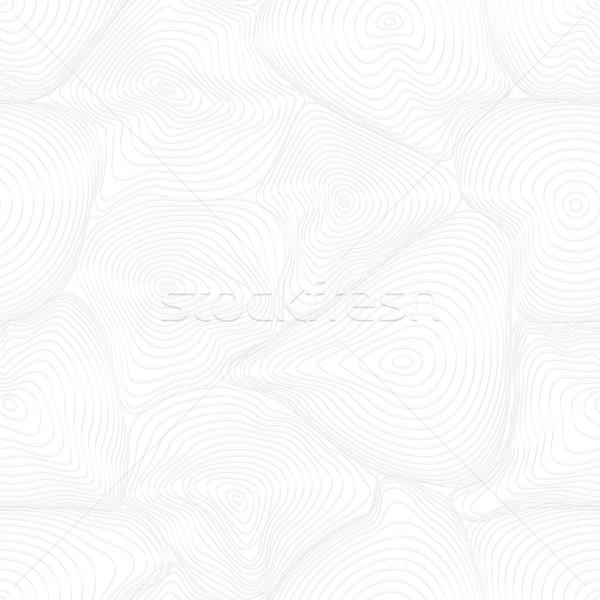 Semplice abstract vettore pattern luce grigio Foto d'archivio © pzaxe