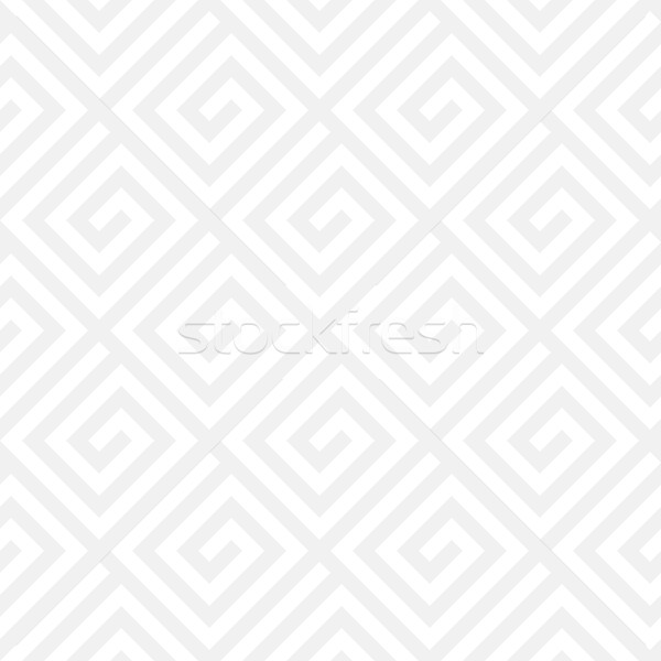 Seamless vintage monochrome pattern. Ethnic Zeland vector textur Stock photo © pzaxe
