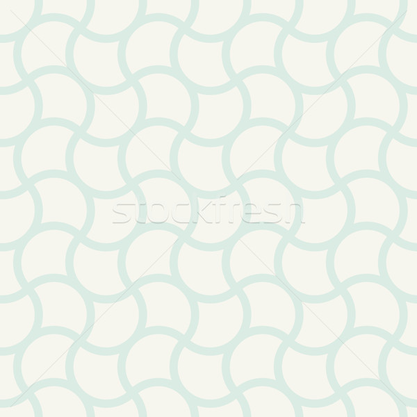 Vector seamless pattern. Vintage simple square wall design Stock photo © pzaxe