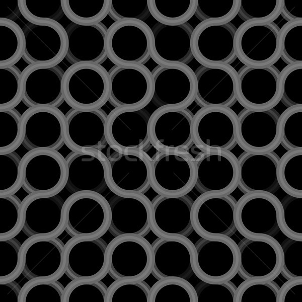 Vector dark pattern - grunge prototype for design Stock photo © pzaxe