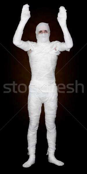 Mummy Stock photo © pzaxe