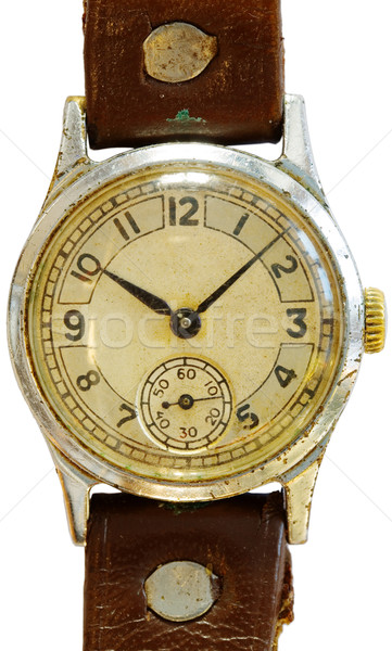 Antique watch Stock photo © pzaxe