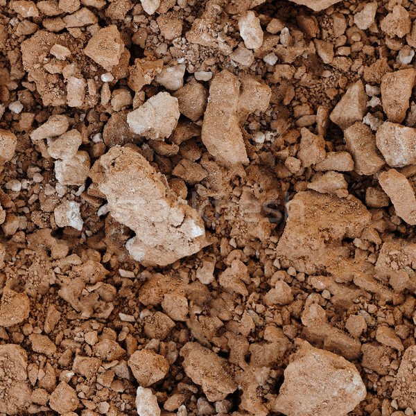 Seamless texture - the surface of the soil Stock photo © pzaxe