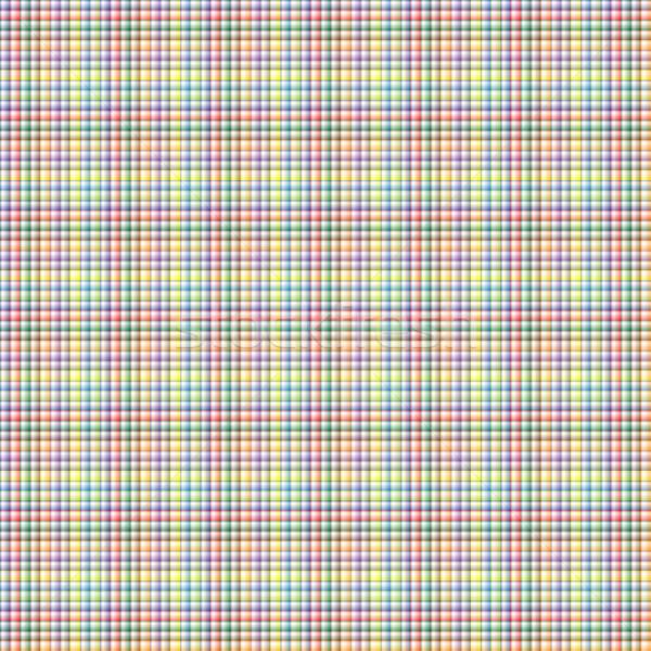シームレス ベクトル ストライプ パターン 虹色 レトロな ストックフォト © pzaxe