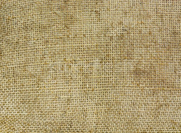 Natural burlap background - old sacking Stock photo © pzaxe