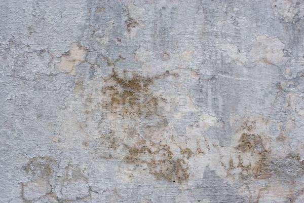 öreg repedt fal épület háttér sivatag Stock fotó © pzaxe