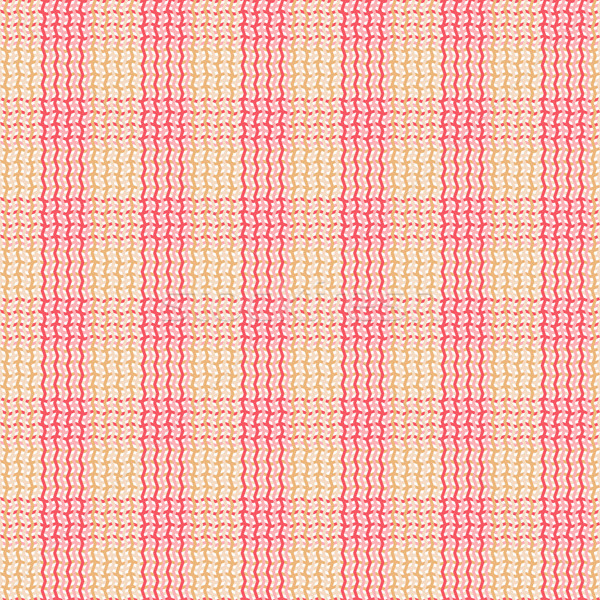Vektor Muster Mesh Farbe abstrakten Stock foto © pzaxe