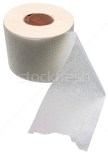Carta igienica rotolare bianco carta Foto d'archivio © pzaxe