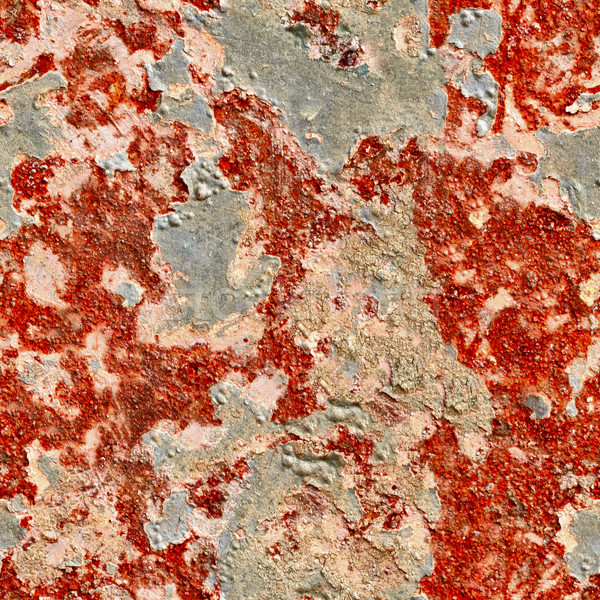 Seamless texture - old paint rusty surface Stock photo © pzaxe