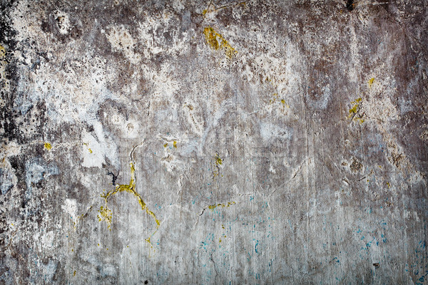 Background - weathered rough wall Stock photo © pzaxe