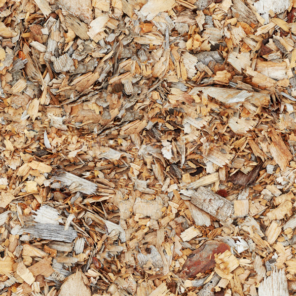 Wood shavings - seamless texture Stock photo © pzaxe